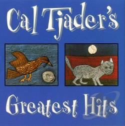 Tjader, Cal - Cal Tjader's Greatest Hits CD Cover Art
