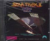 Horner, James - Star Trek II: The Wrath of Khan CD Cover Art