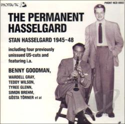Hasselgard, Stan - Permanent Hasselgard CD Cover Art