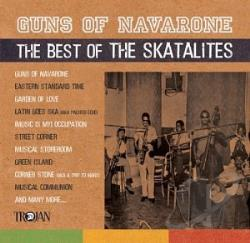 Skatalites - Guns of Navarone: The Best of the Skatalites CD Cover Art