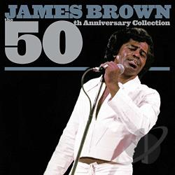 Brown, James - 50th Anniversary Collection CD Cover Art