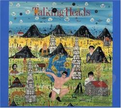 Talking Heads - Little Creatures CD Cover Art