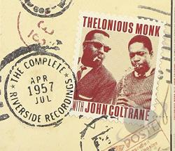Monk, Thelonious - Complete 1957 Riverside Recordings CD Cover Art