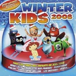 Winter Kids 2008 CD Cover Art