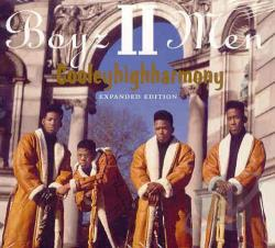 Boyz II Men - Cooleyhighharmony CD Cover Art