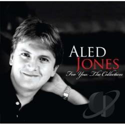 Jones, Aled - For You: The Collection CD Cover Art
