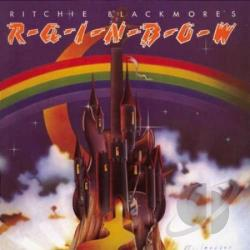 Rainbow - Ritchie Blackmore's Rainbow LP Cover Art