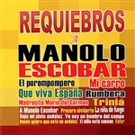 Requiebros - Requiebros A Manolo Escobar DB Cover Art