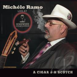 Michele Ramo World Jazz Orchestra - Cigar & A Scotch CD Cover Art
