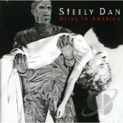 Steely Dan - Alive in America CD Cover Art