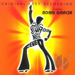 Saturday Night Fever CD Cover Art