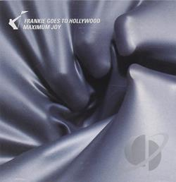 Frankie Goes To Hollywood - Maximum Joy CD Cover Art