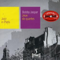 Jaspar, Bobby - Jeux de Quartes CD Cover Art