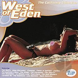 West of Eden: The California Collection CD Cover Art