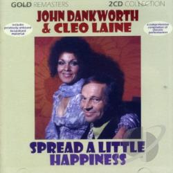 Dankworth, John - Spread a Little Happiness CD Cover Art