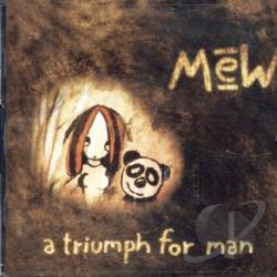 Mew - Triumph for Man CD Cover Art