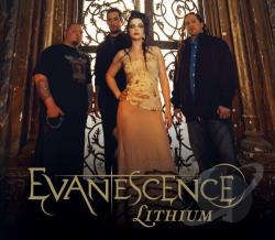 Evanescence - Lithium Pt. 2 CD Cover Art