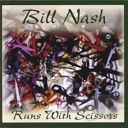 Nash, Bill - Runs with Scissors CD Cover Art