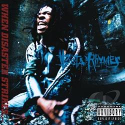 Busta Rhymes - When Disaster Strikes CD Cover Art