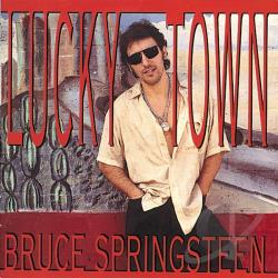 Springsteen, Bruce - Lucky Town CD Cover Art