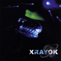 xrayok - Into The Sun Or Into The Sea CD Cover Art