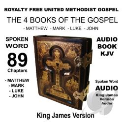 Royalty Free United Methodist Gospel CD Cover Art