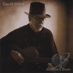 Head, David - Brownie's Blues CD Cover Art