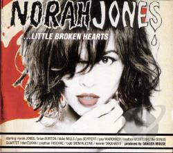 Jones, Norah - Little Broken Hearts CD Cover Art