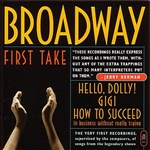 Broadway First Take CD Cover Art