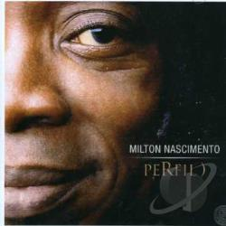 Nascimento, Milton - Perfil CD Cover Art