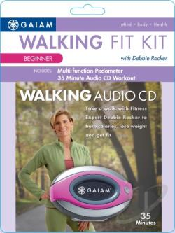 Gaiam - Pedometer Plus Audio CD (Entry Level) CD Cover Art