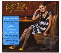 Willis, Kelly - Translated from Love CD Cover Art