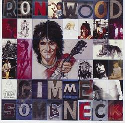 Wood, Ron - Gimme Some Neck CD Cover Art