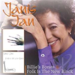 Ian, Janis - Billie's Bones/Folk Is the New Black CD Cover Art