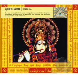 Krishna Lila - Same CD Cover Art