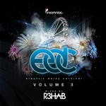 Various Artists - Electric Daisy Carnival Vol. 3 (Mixed By R3hab) DB Cover Art