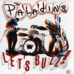 Paladins - Let's Buzz CD Cover Art