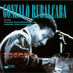 Rubalcaba, Gonzalo - Images CD Cover Art