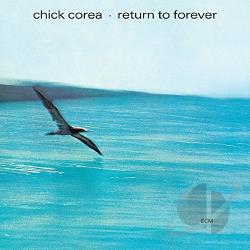 Corea, Chick - Return to Forever CD Cover Art