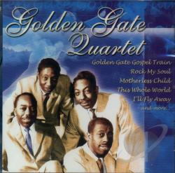Golden Gate Quartet - Gospel Train CD Cover Art