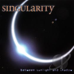 Singularity - Between Sunlight & Shadow CD Cover Art