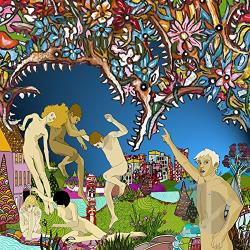 Of Montreal - Skeletal Lamping LP Cover Art