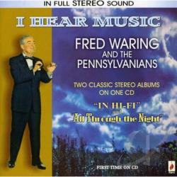 Waring, Fred - I Hear Music CD Cover Art