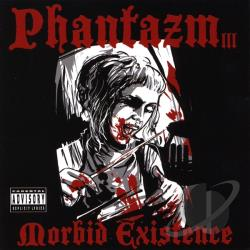 Phantazm - Morbid Existence CD Cover Art