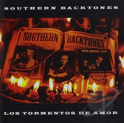 Southern Backtones - Los Tormentos de Amor CD Cover Art
