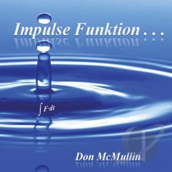 McMullin, Don - Impulse Funktion CD Cover Art