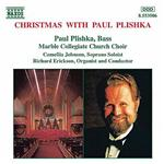 Plishka, Paul - Christmas with Paul Plishka / Erickson, Johnson, et al CD Cover Art