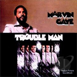 Gaye, Marvin - Trouble Man CD Cover Art