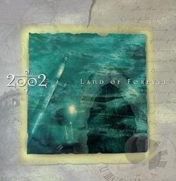 2002 - Land of Forever CD Cover Art