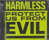 Harmless - Protect Us From Evil CD Cover Art